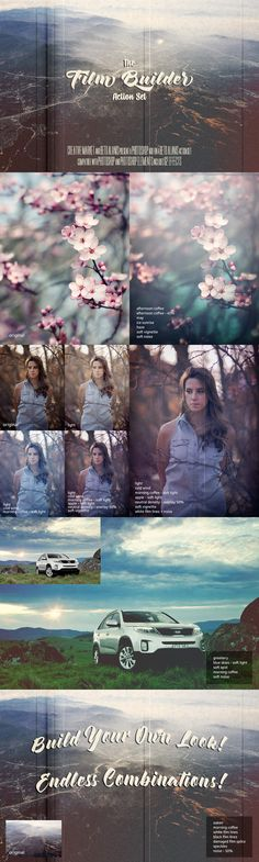 The Film Builder by beto on Creative Market