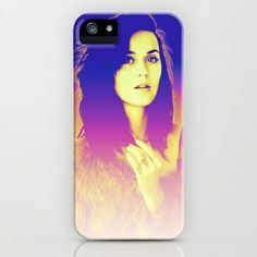 Katy Perry 2 iPhone & iPod Case by DesignPassion - $35.00