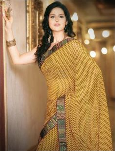 Wonderful Saree !!