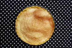 Foto: Ouma Anna se Melktert, Fotograaf A. Wolf Tart Recipes, Dessert Recipes, Desserts, Melktert, African Dessert, Cottage Cheese Recipes, South African Recipes, Recipies, Anna