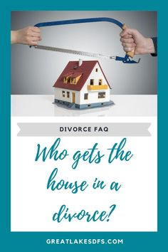 The decision regarding who gets the house in a divorce settlement might be one of the largest you will need to make it. Consider these factors. Free Divorce, Divorce And Kids, Divorce Settlement, Divorce Process, Co Parenting, Factors, Key, This Or That Questions, Couples