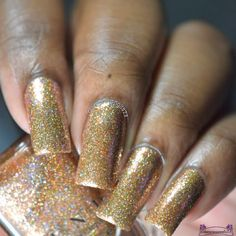@ilnpbrand The Harpist I Pick, Love Nails, Christmas Nails, Fall 2016, Beauty Nails, Swatch, Nail Polish, Nail Art, Community