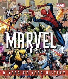 Marvel Chronicle - Inspiring families with fresh ideas on parenting at www.yano.co.uk, www.facebook.com/ and @YanoLife
