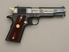 Colt 1911 Texas Rangers Special Edition [855x643] - Imgur