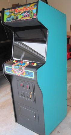 Moon Patrol, Arcade Machine, Arcade Games, Videogames, The Originals, Classic, Projects, Diy, Ideas