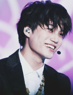 Kim Jong-in 김종인 (Kai 카이) is the lead dancer of EXO-K, and is sexy as hell. Born in Seoul January 14, 1994