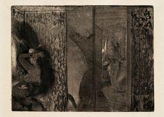 Spencer Alley: Edgar Degas at the Clark Art Institute