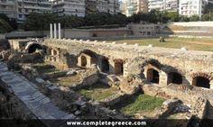 The Roman Forum - Thessaloniki - Thessaloniki - #Greece