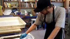 Printmaking: Sean Hurley, Gloucester, Massachusetts