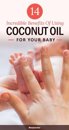 Have you heard about coconut oil benefits & you would like to know how you can use coconut oil for babies? Read the post to understand the benefits & how to use.
