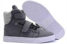 Android Homme Propulsion High Shoes Grey White [Android Homme Propulsion High Shoes Grey White] - $80.00 : Cheap Supra Shoes For Sale Online
