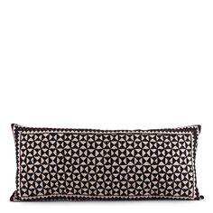 Geometric Java Lumbar Pillow