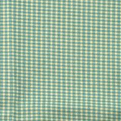 Mattress Ticking Print, Upholstery Fabric, Kesslers, Fairview, Light Blue Gingham Plaid, Heavy Weight Cotton, 1 yard, 12-oz, B13 by DartingDogFabric on Etsy