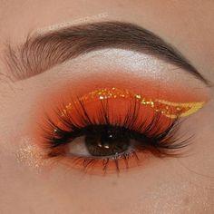 Flamin Hot Cheetos - Makeup - Make Up Glam Makeup, Cute Makeup, Pretty Makeup, Skin Makeup, Makeup Inspo, Makeup Art, Makeup Inspiration, Stunning Makeup, Eyebrow Makeup