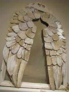 angel+wing+diy | DIY Angel Wings | Holiday Food,Drinks,Decorations, more.....
