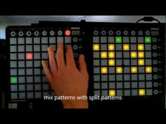 """""""Lauflicht Step Sequencer"""" for Renoise makes of your Novation Launchpad a moving light step sequencer with 8, 16 or 32 Steps, unlimited tracks, with the possibilty to use your own samples, MIDI or VSTI instruments for each track and is an ideal tool for playing live on stage or in the studio."""