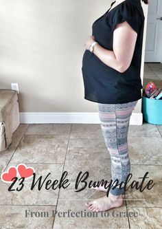 23 Week Bumpdate photo