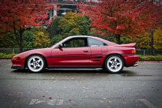 Toyota with Lexus engine swap. Honda Prelude, Mr2 Car, Classic Japanese Cars, Mr 2, Toyota Mr2, Engine Swap, Japan Cars, Audi Cars, Sweet Cars