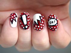 ComicBook Nails
