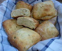 Rezept Bärlauch Quark Brötchen von Mia.Stella - Rezept der Kategorie Brot & Brötchen