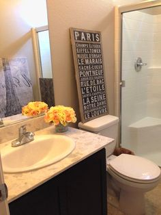 Paris Themed Accessories - A touch of French for your bathroom ...