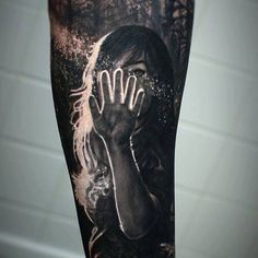 Image result for shadow trees tattoo