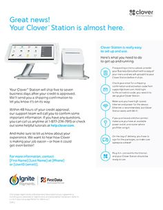 8 Best CLOVER POS images in 2016 | Pos, Shopping, Business
