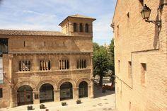 Palacio de los Reyes de Navarra. Estella (Navarra).
