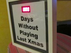 I love this: Annoying Last Xmas Picture Frame by @AlainsProjects