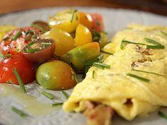 Omelette de papa y panceta | Recetas Narda Lepes | Utilisima.com