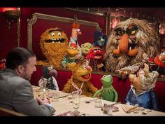 #MuppetsMostWanted Official Tráiler.