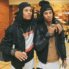 Les Twins Larry Wattpad | ... justbeautiful#blackmen#paris#french#twins #repost @sashaglibiciuc