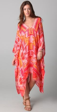 This caftan should come live at my house