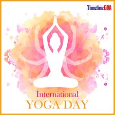 Yoga is the 5000 year old Indian physical, mental and spiritual practice that aims to transform body and mind! Admission World wishes you all a Happy & Healthy International Yoga Day! Corporate Design, Happy Yoga Day, Yoga Background, Vector Background, World Yoga Day, Lotus, Happy International Yoga Day, Yoga Logo, Yoga Art