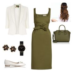 """""""Business Professional"""" by jenn-swartz on Polyvore featuring L.K.Bennett, CLUSE, Chantecler, Jolie Moi, Altuzarra and Givenchy"""