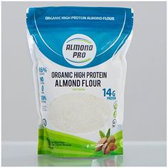 Almond Pro Organic High Protein Almond Flour (Pack of 1), Low Fat, Kosher, Gluten Free. *** Hurry! Check out this great sales : Baking supplies