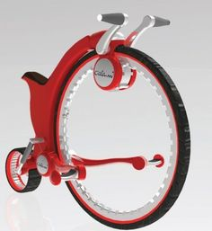 Tharula Penny-Farthing electric bike concept « Randommization~i#gadgets #technology #electronics Gadgets - The Very Latest Gadgets