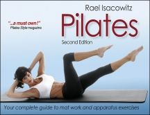 With more than 200 exercises and more than 50 variations, Pilates is the most comprehensive guide available on the method. As a contemporary approach to the work of Joseph Pilates, this is the one book you need in order to improve your balance, concentration, coordination, posture, muscle tone, core strength, and flexibility—in short, your well-being. Cover model: Lisa Hubbard
