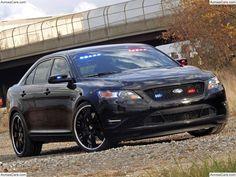 Ford Stealth Police Interceptor Concept (2010)