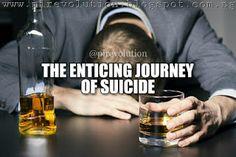"Motivational Speaker: ""THE ENTICING JOURNEY OF SUICIDE """