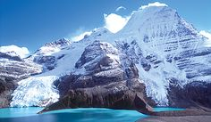great divide trail, mt. robson, canada.