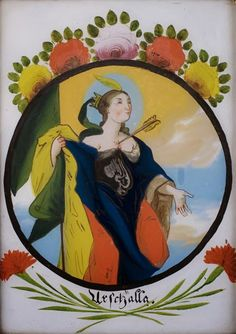 GALERIA DE SUPORTE AO BLOG PALE IDEAS     clique com o botão DIREITO para ampliar as imagens      Santa Úrsula e suas companheiras, Mártir...