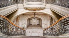 "Photographer Roman Robroek goes inside Romania's abandoned Casino Constanta, once considered the country's ""Monte Carlo."""