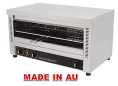 Commercial Multi-Function Toaster - Woodson WGTQI.15 Multi-Function Toaster-www.hoskit.com.au- Kitchen & Catering Equipment