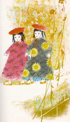 Little Plum by Rumer Godden - illustrated by Jean Primrose (1963)
