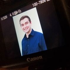 Just finished a great #NYC  #headshot #photosession with @gavinalvedy   More #comingsoon #staytuned . . . Makeup: @claireofek  Assistant: @kendalldevinbell