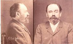 Emile Zola. Pinched for: criminal libel (re: the Dreyfus affair), 1898. France and antisemitism