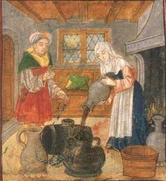 Late Medieval / Early Modern Brewing Article.