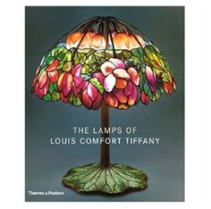 Las lámparas de Louis Comfort, heredero del imperio Tiffanys