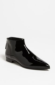 Miu Miu Pointed Toe Chelsea Bootie available at #Nordstrom